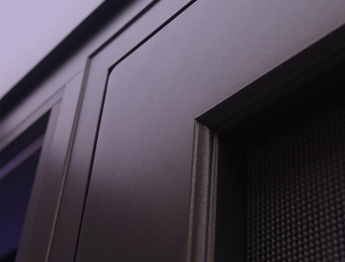无缝焊接-平开窗