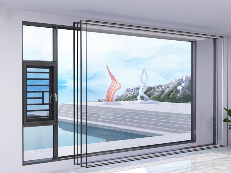 铂克尼门窗,打造一城向往的品质生活!