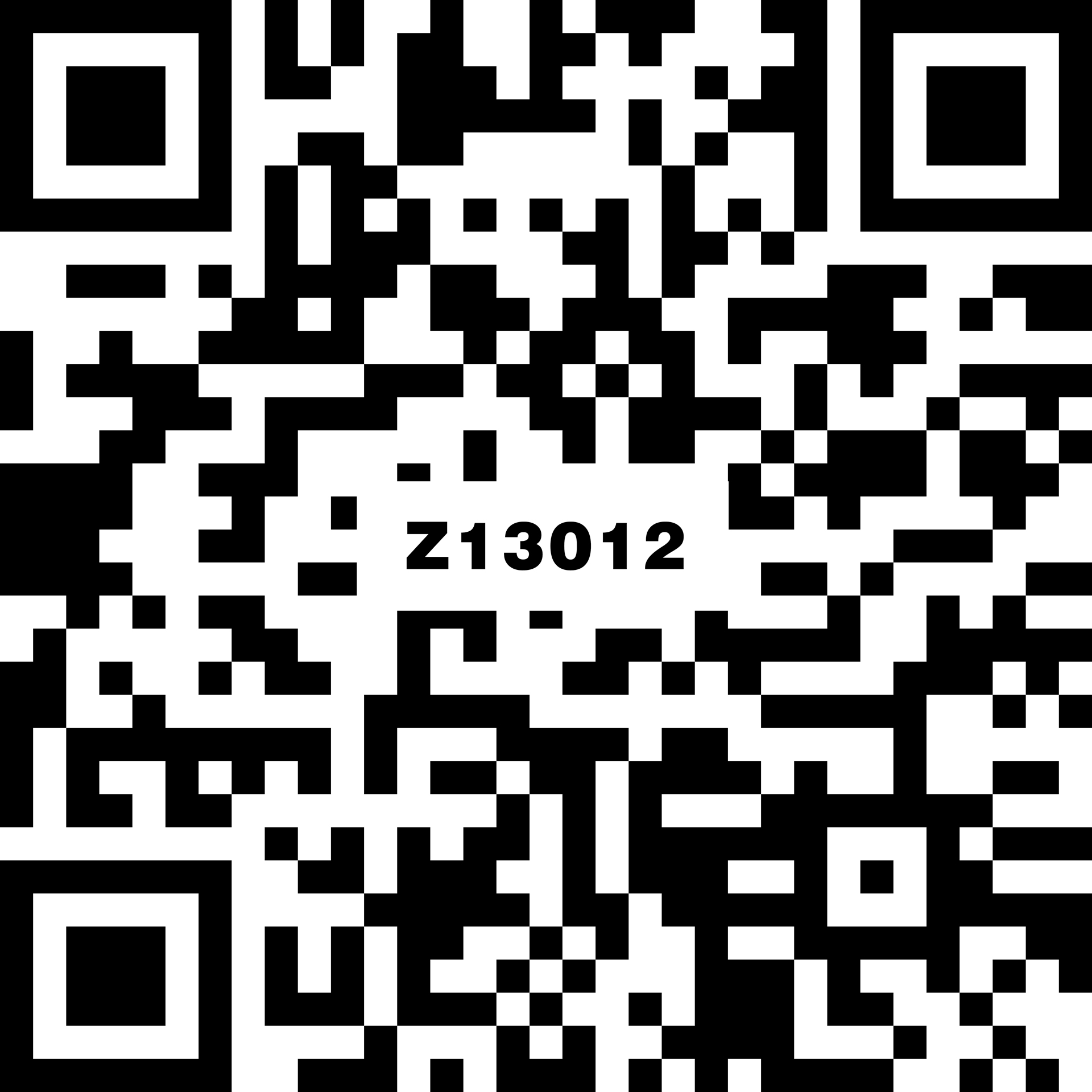 Z13012