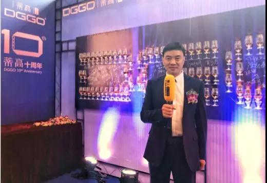 媒体专访|蒂高卫浴董事长谢永坚:感恩有您 一路同行