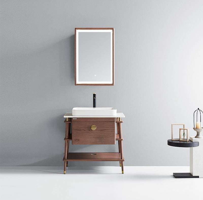 佛山实木浴室柜实用吗?