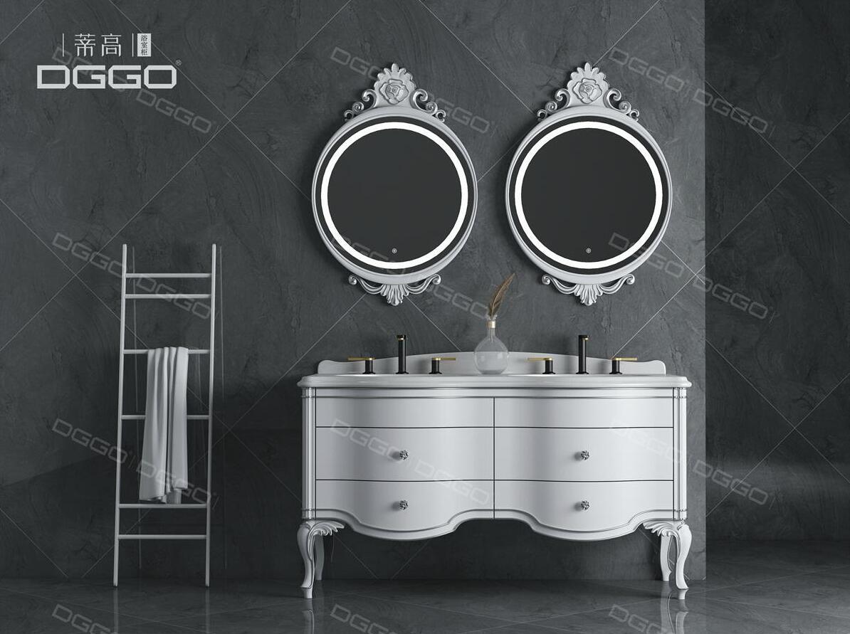 蒂高卫浴|高品质实木浴室柜定制品牌为中国智造强势打CALL!