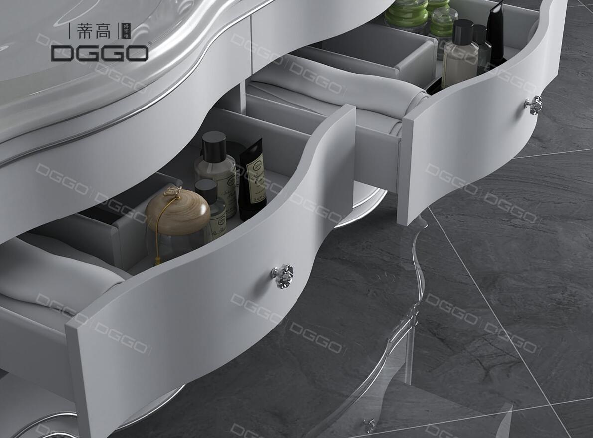 蒂高卫浴|实木浴室柜定制品牌,彰显新国货智造魅力!