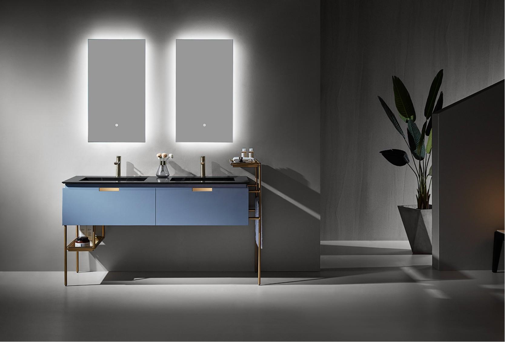蒂高卫浴实木定制浴室柜品牌IP实力圈粉,高颜值+硬核实力!