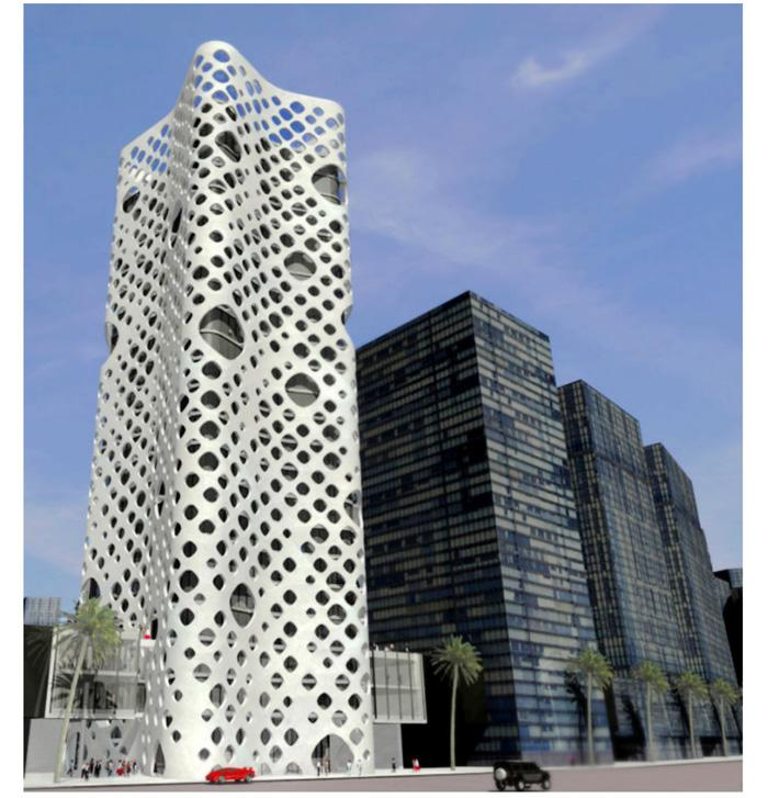 铝单板产品建筑系列