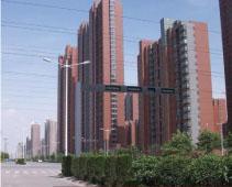 陕西省西安市蓝博公寓