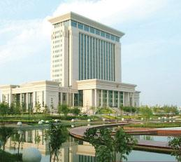 山东滨州市政大楼