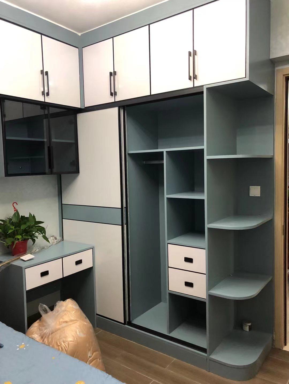 这套4房2厅简约清新全铝家具设计,瞬间传遍了业主群……