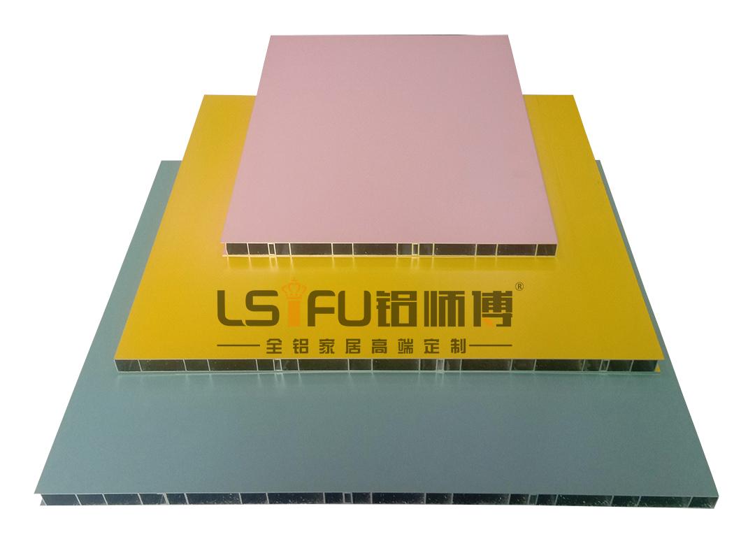 焊接整板、拼接板、蜂窩板、全鋁家居不同材料的特點有哪些?