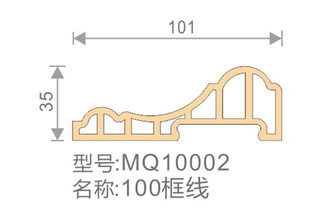 100框线-MQ10002