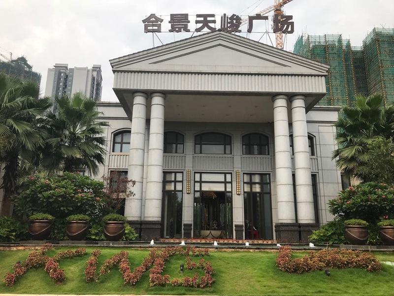 广西南宁合景天峻项目