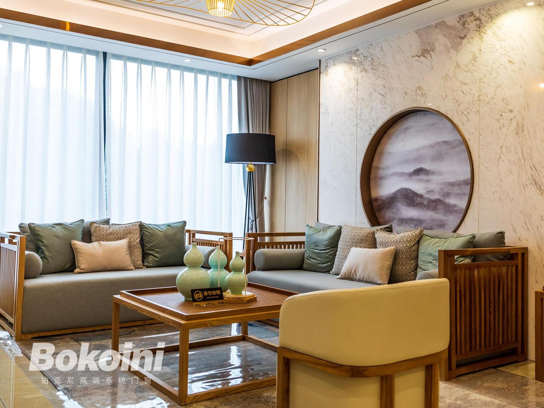 新中式门窗,让生活充满诗情画意