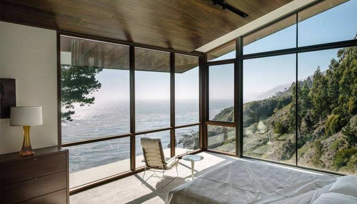 落地窗的应用场景不仅只限于阳台,还有这六大空间都适用!