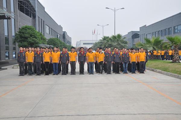 生产基地体验式军训6