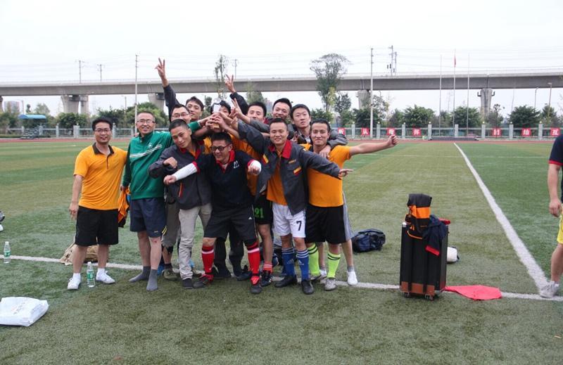 生产基地足球赛