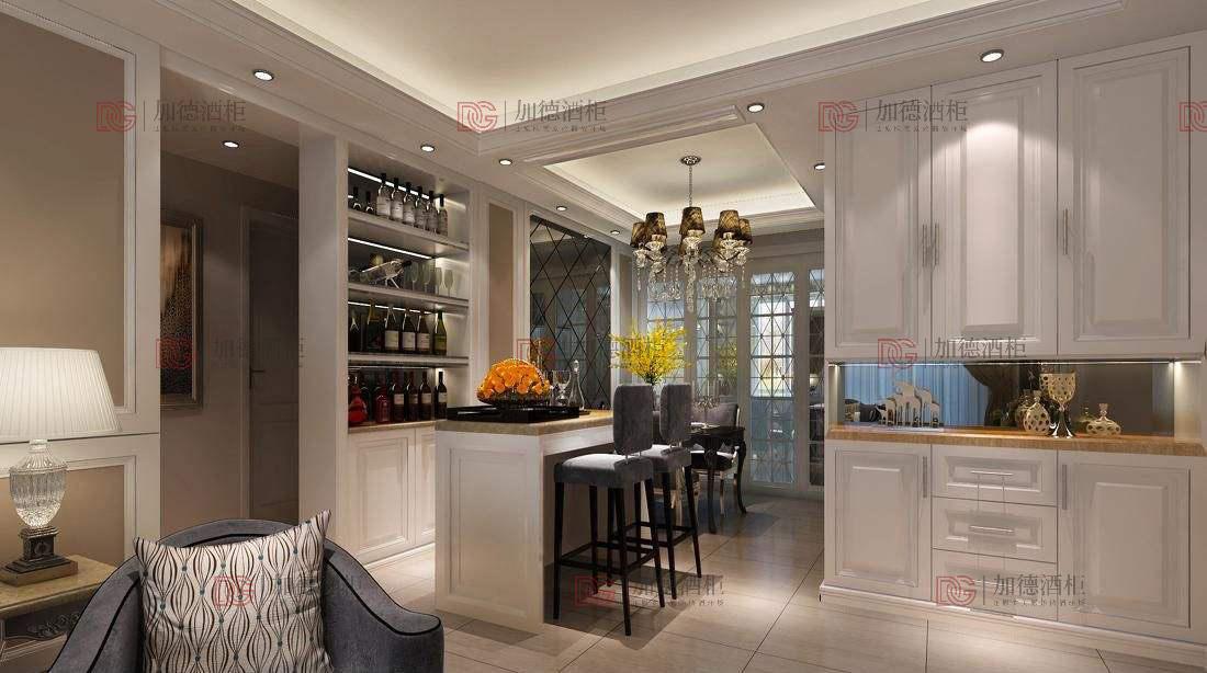 家装酒柜选择定制好还是成品好?