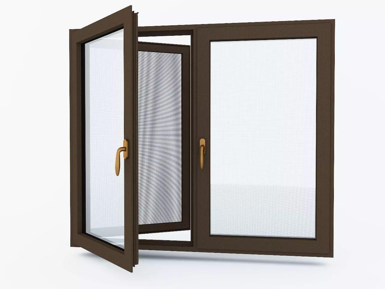 门窗种类繁多,唯有系统门窗知你心