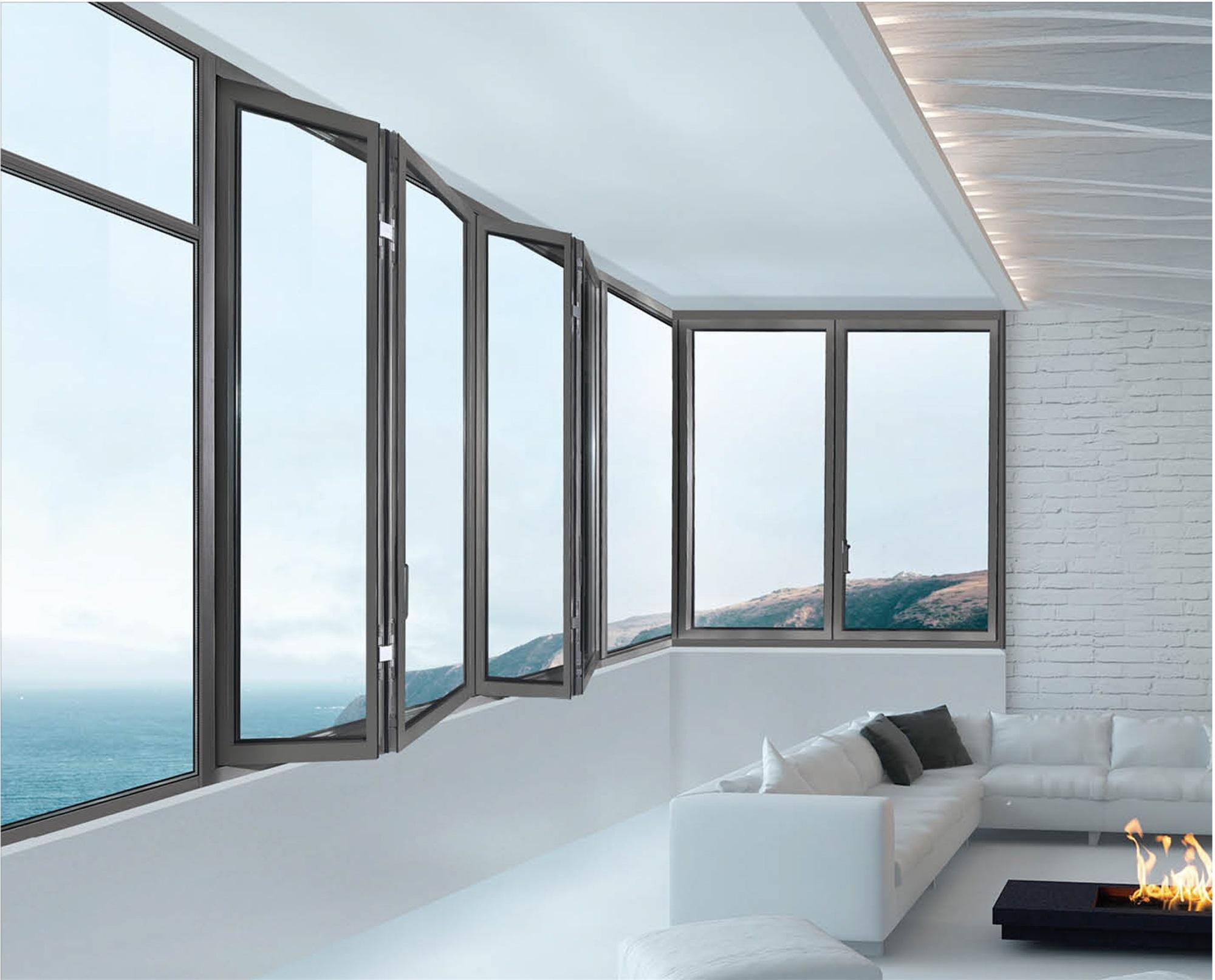 DSZ-50折叠门/窗系列