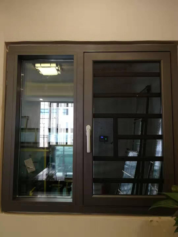 森格窄框平开窗